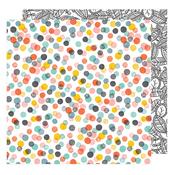 Crazy Fun Paper - Oh Happy Life - Amy Tangerine