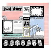 Big Deal Paper - Oh Happy Life - Amy Tangerine
