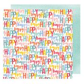 Happy Paper - Oh Happy Life - Amy Tangerine