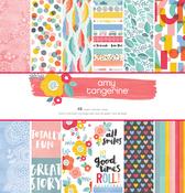 Oh Happy Life<br>Amy Tangerine