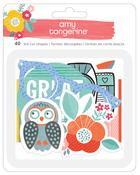 Oh Happy Life Ephemera - Amy Tangerine