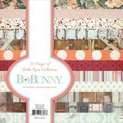 Bella Rosa 6 x 6 Paper Pad - Bo Bunny