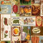 Farm Fresh Paper - Farmers Market - Bo Bunny