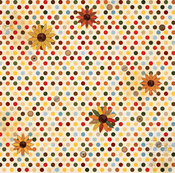 Sunflower Paper - Farmers Market - Bo Bunny