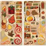 Farmers Market Chipboard - Bo Bunny