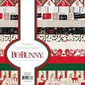 Merry & Bright 6 x 6 Paper Pad - Bo Bunny