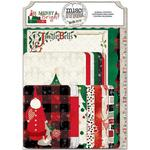 Merry & Bright Journal Contents - Bo Bunny