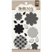 Perfect Petals Stamp - Bo Bunny