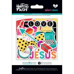 Bright & Brave Paper Pieces Die Cuts - Illustrated Faith