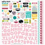 You Are Loved Fundamentals Sticker Sheet - Illustrated Faith