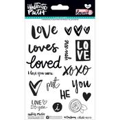 You Are Loved - Illustrated Faith Clear Stamps