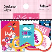 Addison Designer Clips 16/Pkg
