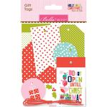 Holly Jolly Christmas Gift Tags - Bella Blvd