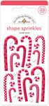 Candy Cane Sprinkles - Doodlebug