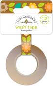 Flower Garden Washi Tape - Flea Market - Doodlebug