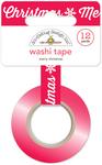Merry Christmas Washi Tape - Doodlebug