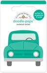 Pickup Truck Doodle-pops - Flea Market - Doodlebug