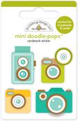 Classic Cameras Doodle-pops - Flea Market - Doodlebug