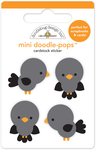 Country Crows Doodle-pops - Flea Market - Doodlebug