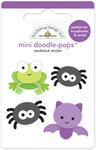 Cute Critters Doodlepop - Boos & Brews - Doodlebug