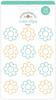 Flowers Cute Clips - Flea Market - Doodlebug