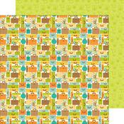 Adventure Paper - Flea Market - Doodlebug