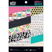 Bright & Brave 6 x 8 Paper Pad - Illustrated Faith