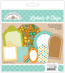 Flea Market Labels & Tags - Doodlebug