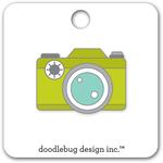 Shutterbug Collectible Pin - Doodlebug