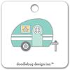 Glamper Collectible Pin - Doodlebug