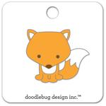 Foxy Collectible Pin - Doodlebug
