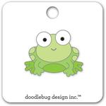 Froggy Collectible Pin - Doodlebug