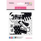 Oh My Stars Black & White Tabbies - Bella Blvd