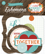 I Love Family Ephemera - Echo Park