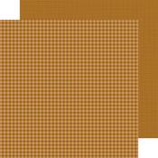 Bon Bon Gingham-Linen Petite Prints Paper - Doodlebug
