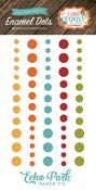 I Love Family Enamel Dots - Echo Park