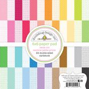 Swiss Dot Petite Prints 6 x 6 Paper Pad - Doodlebug