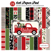 Christmas Delivery 6x6 Paper Pad - Carta Bella