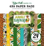 Jungle Safari 6x6 Paper Pad - Echo Park