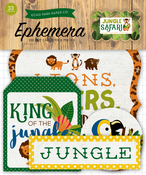 Jungle Safari Ephemera - Echo Park