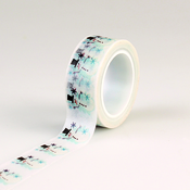 Snowman Decorative Tape - Snow Fun - Carta Bella