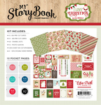 I Love Christmas Pocket Page Kit - Echo Park
