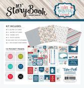 I Love Winter Pocket Page Kit - Echo Park