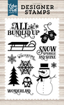 Winter Wonderland Stamp - I Love Winter - Echo Park