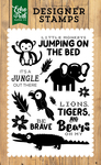 It's A Jungle Stamp - Jungle Safari - Echo Park