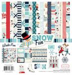 Snow Fun Collection Kit - Carta Bella