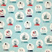 Snow Globes Paper - Snow Fun - Carta Bella
