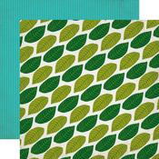 Canopy Leaves Paper - Jungle Safari - Echo Park