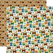 Safari Ride Paper - Jungle Safari - Echo Park