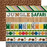 Border Strips Paper - Jungle Safari - Echo Park